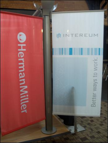 Resolve Intereum and Herman Miller Minnecon Display