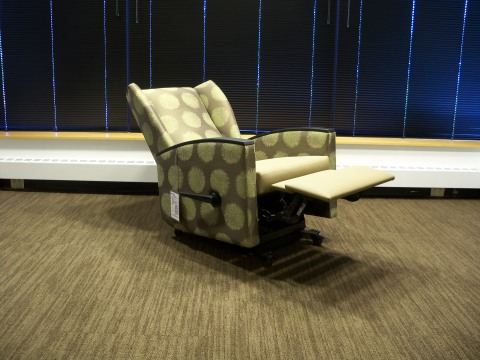 Culla Chair at Intereum Showroom
