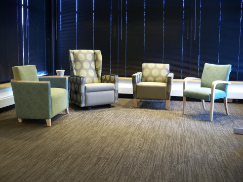 Nemschoff Chairs at Intereum Showroom