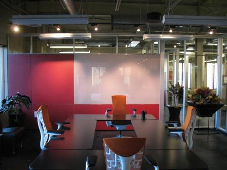 DIRTT Office with Herman Miller Embody Chairs