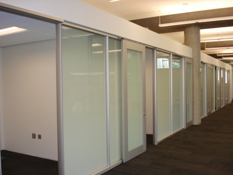 DIRTT at the U of M's STSS Center