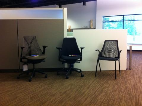 SAYL Chairs at Intereum