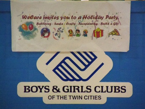 We Care Event at the Jerry Gamble Boys and Girls Club