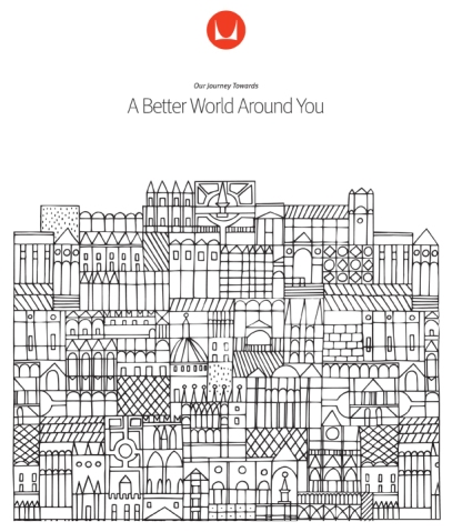 2010 Herman Miller Better World Report