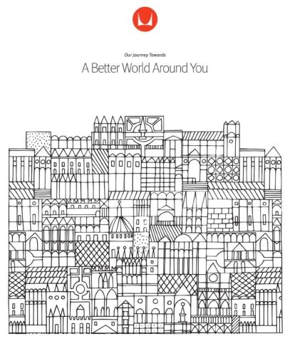 2010 Herman Miller Better World Report