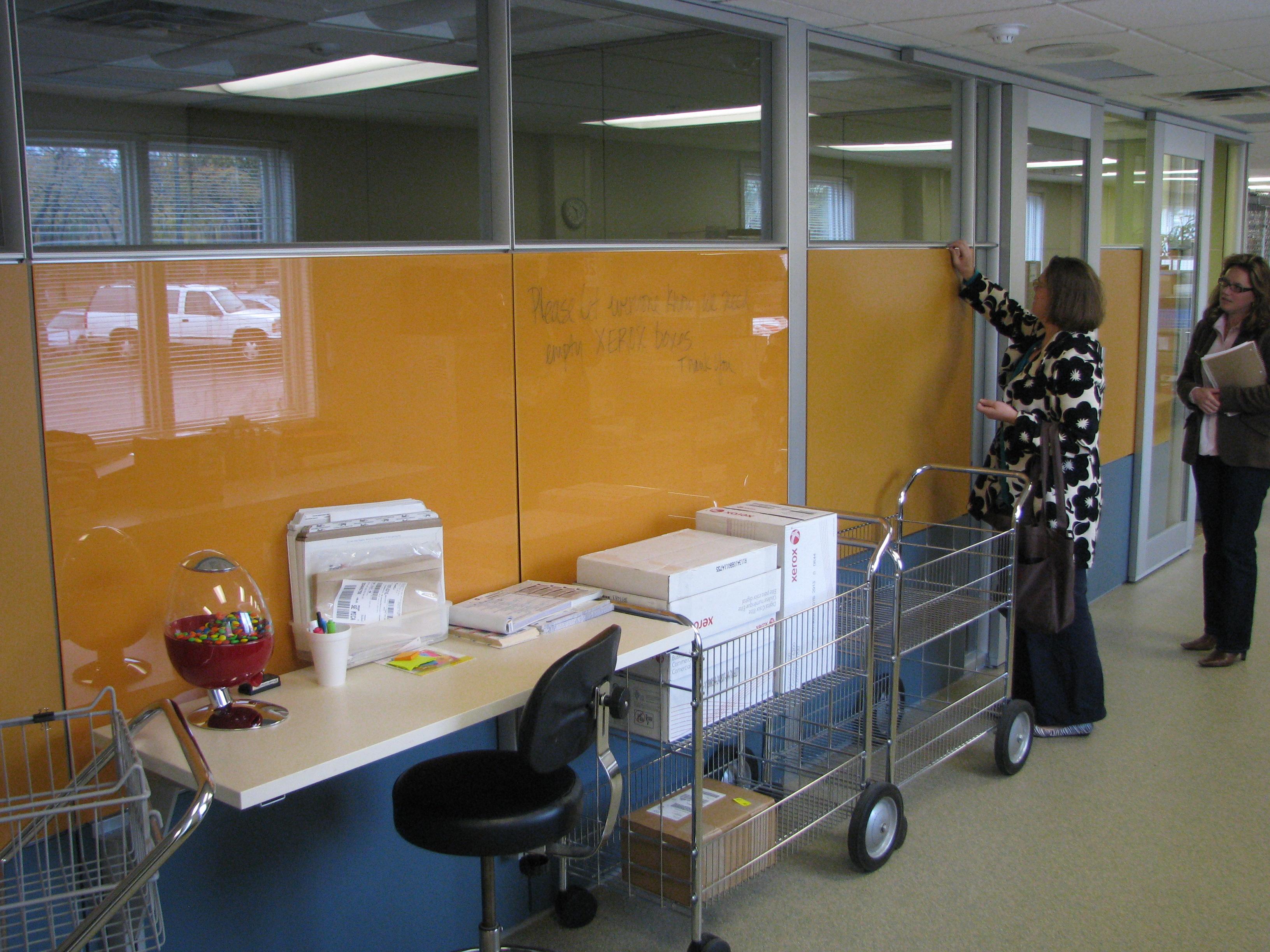 Healthcare ordinary to extraordinary dirtt glass markerboards vtopaller Gallery