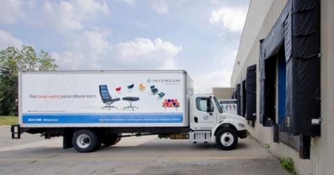 Intereum Installation Truck