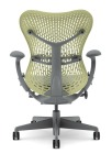 Mirra Work Chair introduced the passive adjustability which provides comfort as if the chair is a shadow of the sitter.