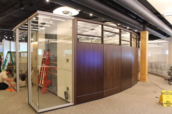 DIRTT Conference Room