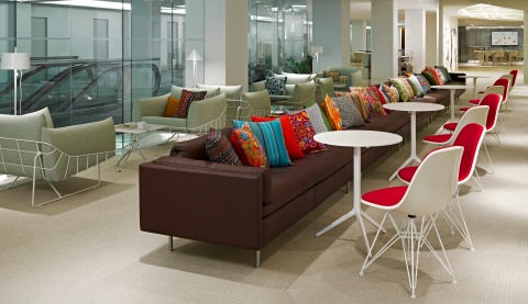 Best of neocon ordinary to extraordinary for G furniture chicago