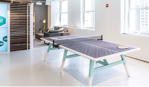 Riff Ping Pong Table