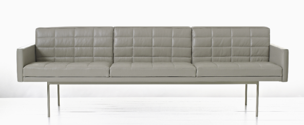 Geiger Tuxedo Component Couch